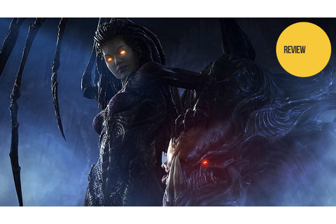 StarCraft II: Heart of the Swarm: The Kotaku Review