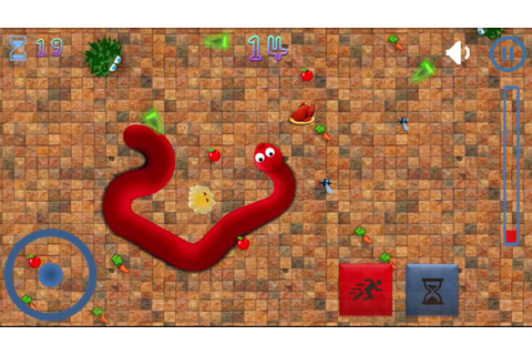 SNAKEBYTE - Snake Game on Play Store - YouTube