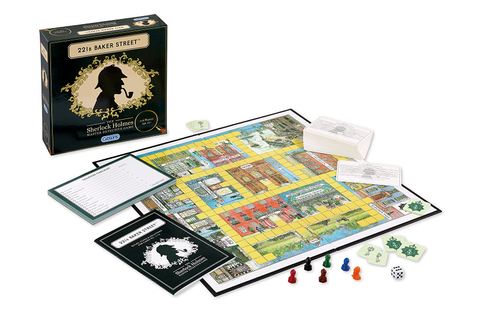 221b Baker Street Detective Game – medmind.co.uk