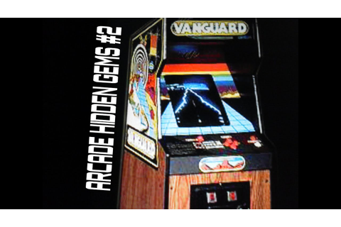 Vanguard Arcade Game images