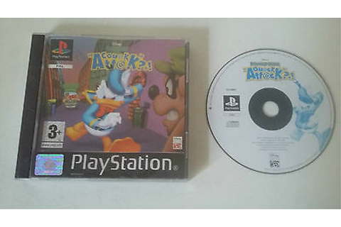 JEU GAMECUBE DONALD couak attack - EUR 10,00 | PicClick FR