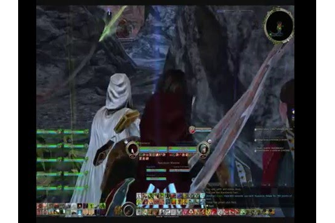 LOTRO Hunter Rift Raid - Part 1 - YouTube