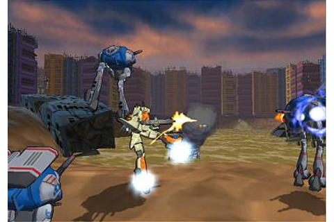 Screens: Robotech: Battlecry - PS2 (1 of 5)
