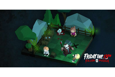 Friday the 13th Killer Puzzle coming to mobile devices in ...