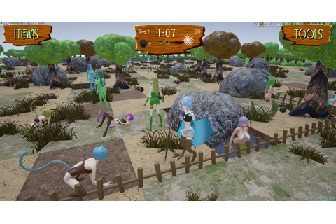 Download Monster Girl Garden - Version 0.14.5 Silver from ...
