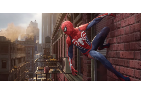 New Spider-Man game is a PS4 exclusive - Business Insider