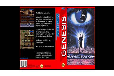 Time Trax (Sega Genesis) Music / Soundtrack - YouTube