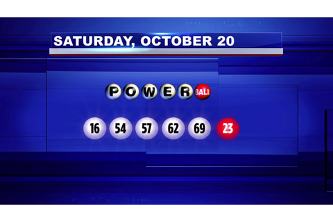 Powerball winning numbers drawn for $470M lottery jackpot ...