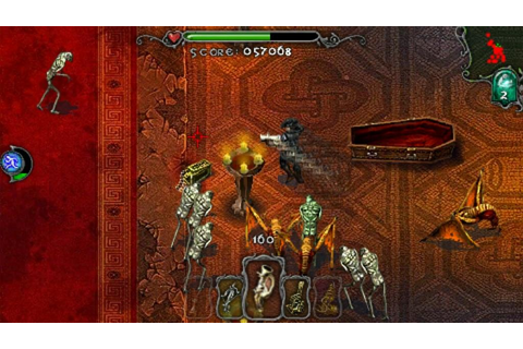 Dracula – Undead Awakening launches for PSP minis - Gaming ...