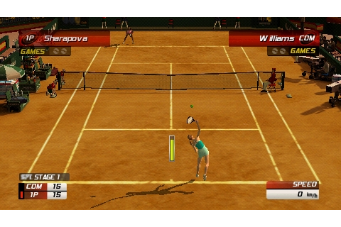Virtua Tennis 3 ISO PPSSPP Download