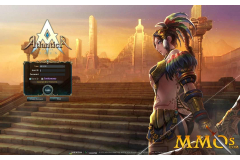 Atlantica Online Download Free Full Game | Speed-New