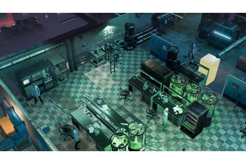 Tactical Game Phantom Doctrine Announced For PC And ...