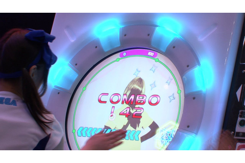 Sega maimai - Rhythm Game With A New Design And Concept # ...