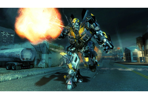Transformers Revenge of the Fallen The game PC Mods ...