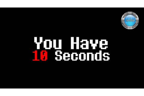 You Have 10 Seconds Gameplay 60fps - YouTube