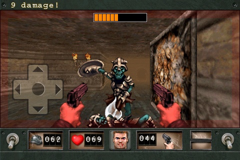 Wolfenstein RPG Screenshots for iPhone - MobyGames