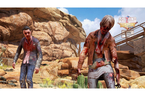Arizona Sunshine (PS4 / PlayStation 4) Game Profile | News ...