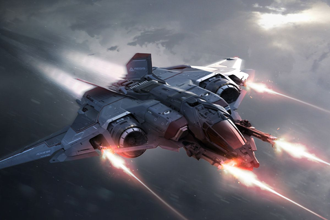 Star Citizen, exclusive ship will come free with new Intel ...
