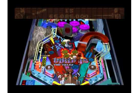 True Pinball 100% Playthrough Part:1 - YouTube