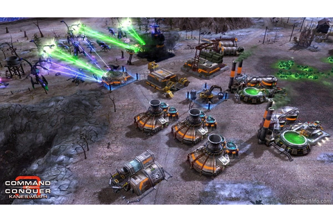 Command & Conquer 3: Kane's Wrath (2008 video game)