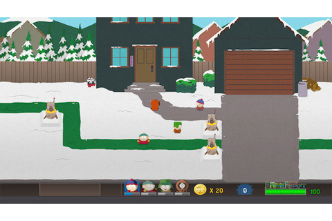 Review: South Park Let's Go Tower Defense Play!