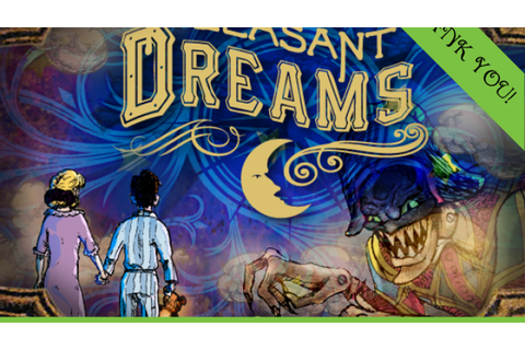 Pleasant Dreams: A Card Game of Nightmares by Aerjen ...