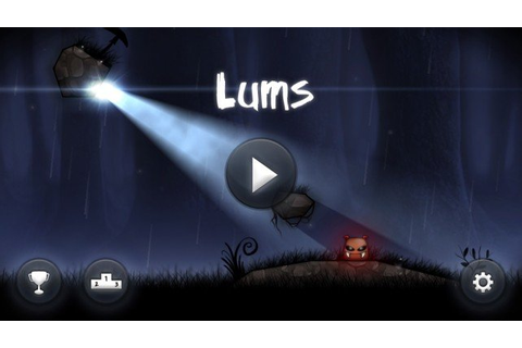 Save The Lums From The Darkness And The Lurking Vampires