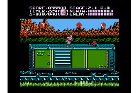 Ninja Gaiden 2: The Dark Sword of Chaos Screenshots | GameFabrique