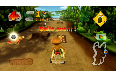 Test Madagascar Kartz - YouTube
