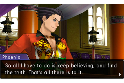 Phoenix Wright: Ace Attorney - Spirit of Justice's DLC ...