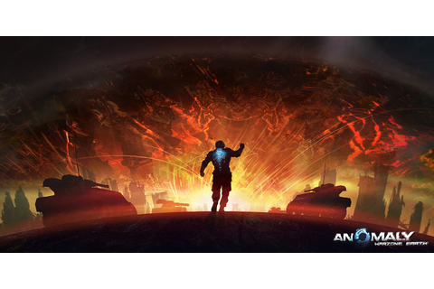 Game World: Anomaly: Warzone Earth