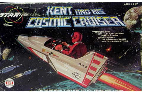 Star Team: Kent and the Cosmic Cruiser (Ideal)