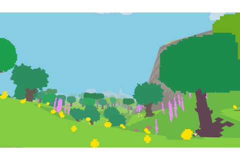 Video Game Review: Proteus [PS Vita/PS3] | The Warning Sign