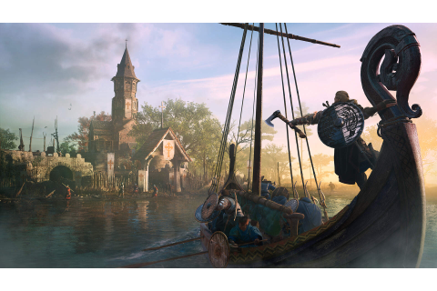 Assassin's Creed Valhalla Hands-On: A Flatter Earth, Dual ...