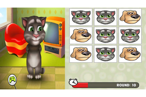 My Talking Tom - Happy Face Game - Part 1 [Android] HD ...