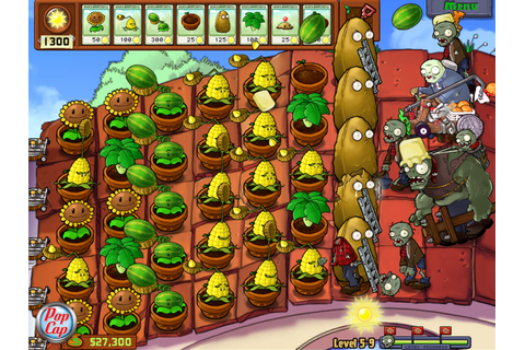 On…Plants vs Zombies (PC) | Universe of Discourse