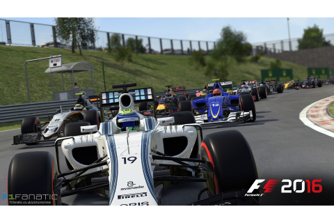 Codemasters F1 2016 screenshot · RaceFans