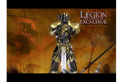 (PS2) Legion: Legend of Excalibur (Part 1) - The Sword ...