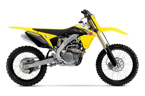 2017 Suzuki RM-Z250 - Reviews, Comparisons, Specs ...