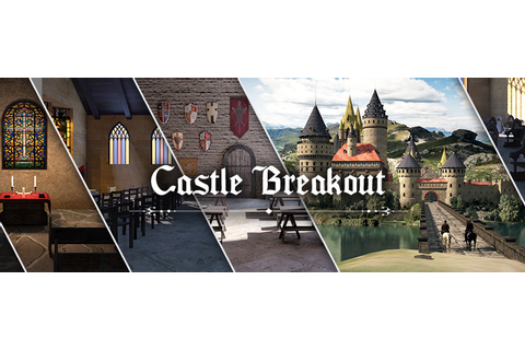 Castle Breakout Escape HD by Cloudburst Games - Video Game ...