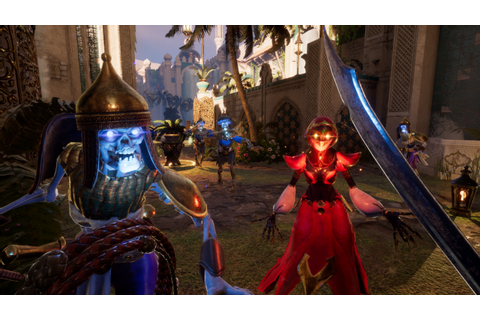Arabian Nights Inspired Game City of Brass Will Release on ...