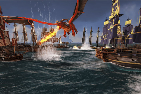 Pirate survival MMO Atlas is brutal, buggy — but ...