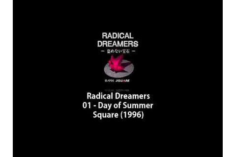 SNES - Radical Dreamers - 01 - Day of Summer - YouTube