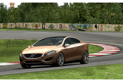 Volvo PC racing game