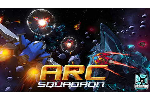 Official ARC Squadron Gameplay Trailer - YouTube