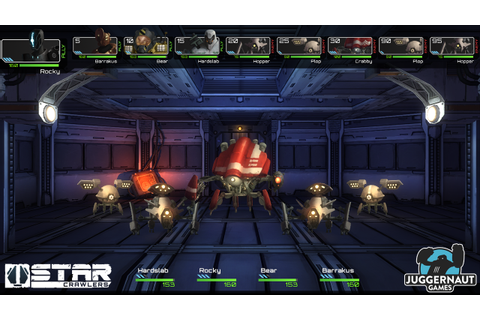 starcrawlers-combat-ui | PC RPG 뉴스