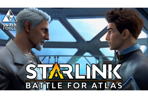 New Switch Game - Starlink: Battle For Atlas - Trailer ...