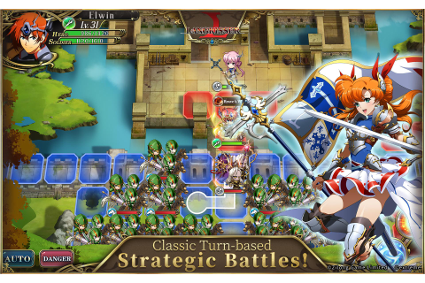 Download Langrisser on PC with BlueStacks