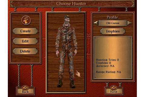 Rocky Mountain Trophy Hunter 3 Download (2000 Sports Game)