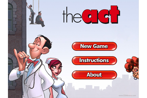 'The Act' for iOS game review